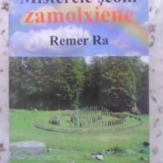 Misterele Scolii Zamolxiene - Remer Ra, 412412 - Carti Budism