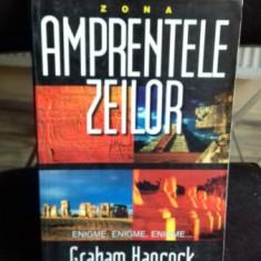 AMPRENTELE ZEILOR-GRAHAM HANCOCK - Carte mitologie