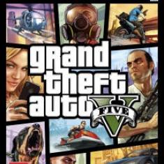 GTA 5 - Grand Theft Auto V - XBOX 360 [Second hand] - Jocuri Xbox 360, Shooting, 16+, Single player