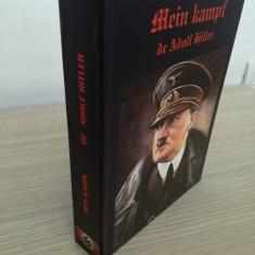 Mein Kampf - Lupta mea Adolf Hitler NECENZURATA in limba romana ambele volume