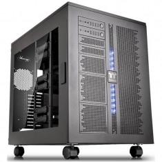 Carcasa Thermaltake Core W200 fara sursa Negru - Carcasa PC Thermaltake, Super Tower