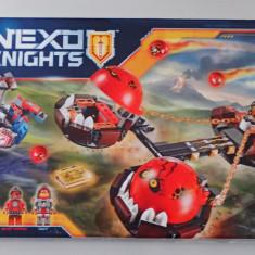 Lego Nexo Knights 70314 Carul Haosului al lui Beast Master's Chaos Chariot NOU