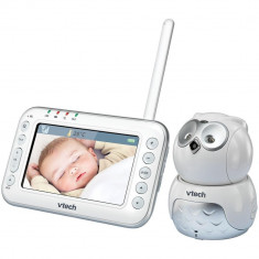 Videofon Digital de monitorizare bebelusi BM4600 - Vtech - Baby monitor
