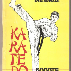 Ion Avram-Karate Do - Carte sport