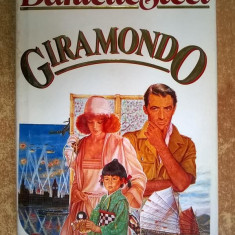 Danielle Steel - Giramondo {lb. italiana} - Carte in italiana