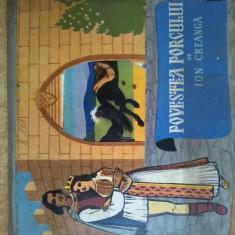 Ion Creanga - Povestea porcului {3D} - Carte de povesti