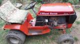 Tractor cu plug tractoras tuns gazon / gradina motor Briggs Stratton, Husqvarna