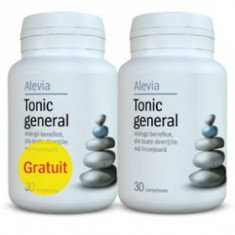 TONIC GENERAL 30CPS + 30CPS PACHET - Energizante