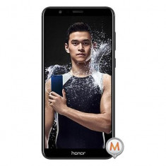 Huawei Honor 7X Dual SIM 64GB BND-L21 Negru - Telefon Huawei