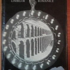Enciclopedia limbilor romanice  / coord. Marius Sala