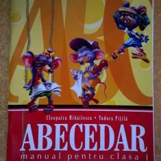 C. Mihailescu, T. Pitila - Abecedar manual pentru clasa I {2004}