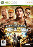 WWE Legends of Wrestlemania  - XBOX 360 [Second hand], Actiune, 12+, Single player