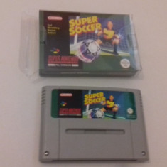 SUPER SOCCER - Super Nintendo - SNES [Second hand], Sporturi, 3+