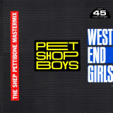 Pet Shop Boys - West and girls (Rem. 1985), disc vinil Maxi Single