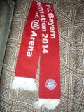 Fular al suporterilor FC Bayern Munchen-Allianz FC Bayern Team Presentation 2014