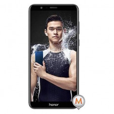 Huawei Honor 7X Dual SIM 64GB BND-L21 Gri - Telefon Huawei
