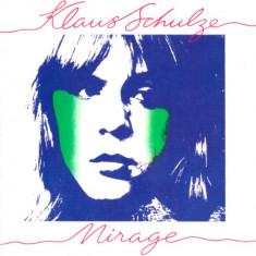 Klaus Schulze Mirage 180g LP remastered 2017 (vinyl) - Muzica Ambientala