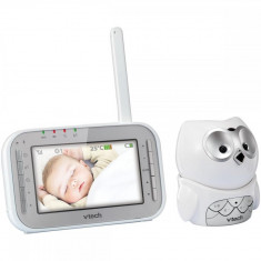Videofon Digital de monitorizare bebelusi Bufnita BM4300 - Vtech - Baby monitor