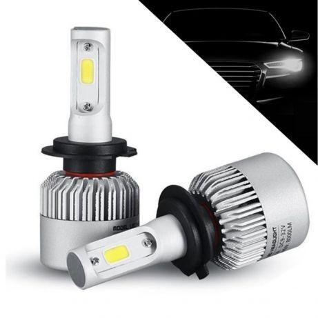 Kit Becuri LED H7, 36W , 3800LM