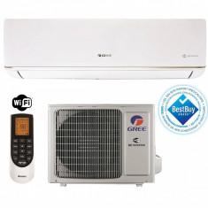 Aparat aer conditionat Gree BORA GWH18AAD-K3DNA5E 18000BTU Inverter Wi-Fi Incorporat A++/A+ Alb
