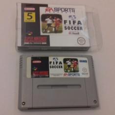 FIFA SOCCER - Super Nintendo - SNES [Second hand], Sporturi, 3+