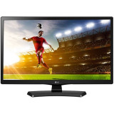 Televizor LG LED 24 MT48DG 61cm HD Ready Black, 61 cm, Smart TV