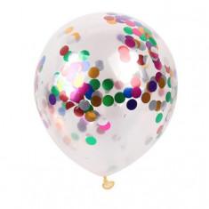 Baloane confetti multicolor - Baloane copii Disney