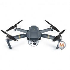 DJI Mavic Pro Drone + 2 Batteries 966 Gri - Drona