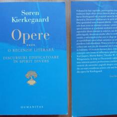 Soren Kierkegaard, Opere, volumul 4, impecabil - Filosofie