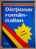 Alexandru Balaci - Mic dictionar roman-italian {15.000 cuvinte}