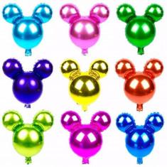 Baloane aluminiu cap Minnie/Mickey - Baloane copii Disney