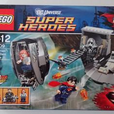 Lego Super Heroes 76009 Superman Eliberarea de Black Zero Escape Nou Sigilat - LEGO Marvel Super Heroes
