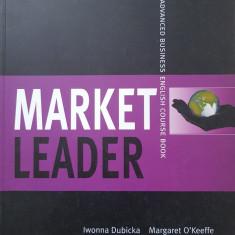 MARKET LEADER Advanced Bussiness English Course Book - Curs Limba Engleza