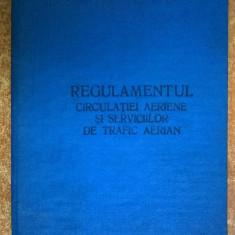Regulamentul circulatiei aeriene si serviciilor de trafic aerian {1994} - Carti Transporturi