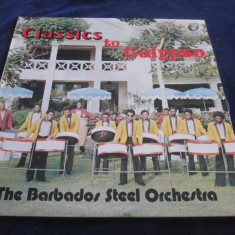 The Barbados Exotic Steel Orchestra-Classics To Calypso_vinyl,LP_WIRL (Barbados), VINIL