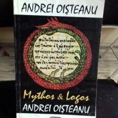 MYTHOS SI LOGOS-ANDREI OISTEANU - Carte mitologie
