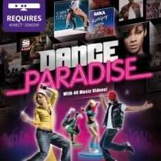 Dance Paradise - Kinect - XBOX 360 [Second hand] - Jocuri Xbox 360, Simulatoare, 12+, Multiplayer