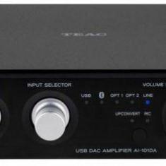 Amplificator cu DAC TEAC USB AI-101DA-B Negru