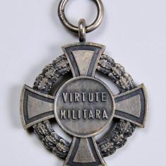 Decoratia Ordinul Virtute Militara tip I, clasa 2