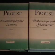 PROUST-1=GUERMANTES- 573 PG-2=SWANN-397 PG- TRAD. IRINA MAVRODIN-, Alta editura