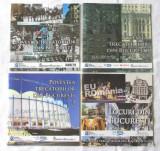 """Cumpara ieftin """"POVESTEA TRECATORILOR DIN BUCURESTI"""", 4 vol., 2010. Cu ilustratii. Reviste noi"""