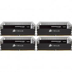 Memorie Corsair Dominator Platinum 32GB DDR4 2666 MHz CL16 Quad Channel Kit - Memorie RAM Corsair, Peste 16 GB