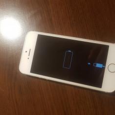 Vand iPhone 5S Apple Silver 16 Gb, Argintiu, Neblocat