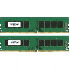 Memorie Crucial 8GB DDR4 2400MHz CL17 1.2v Dual Channel Kit - Memorie RAM