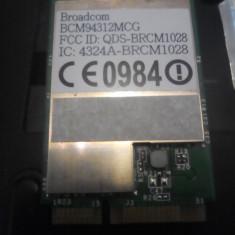 Placa retea Broadcom wireless pentru laptop eMachines E525