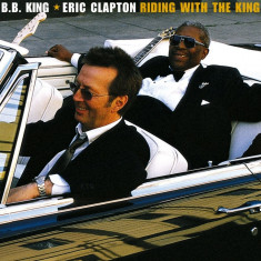 B.B. King and Eric Clapton Riding With The King LP (2vinyl) - Muzica Blues