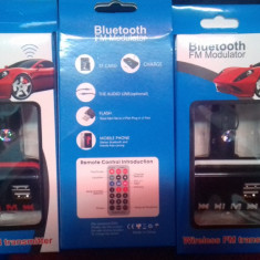 Car Kit Auto Wireless Bluethoot FM HandsFree - HandsFree Car Kit