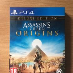 Joc Assassin's Creed Origins Deluxe Edition PS4 - Jocuri PS4