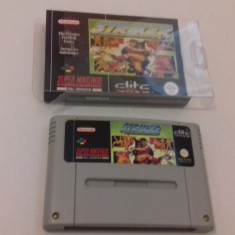 STRIKER - Super Nintendo - SNES [Second hand], Sporturi, 3+