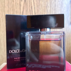 Dolce & Gabbana The One for Men (EDP) Eau de Parfum, nu EDT. - Parfum barbati Dolce & Gabbana, 45 ml